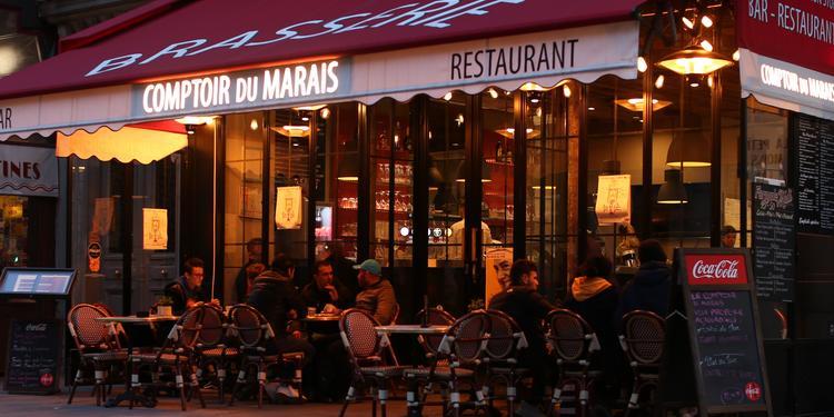 Le Comptoir du Marais, Salle de location Paris Marais #0