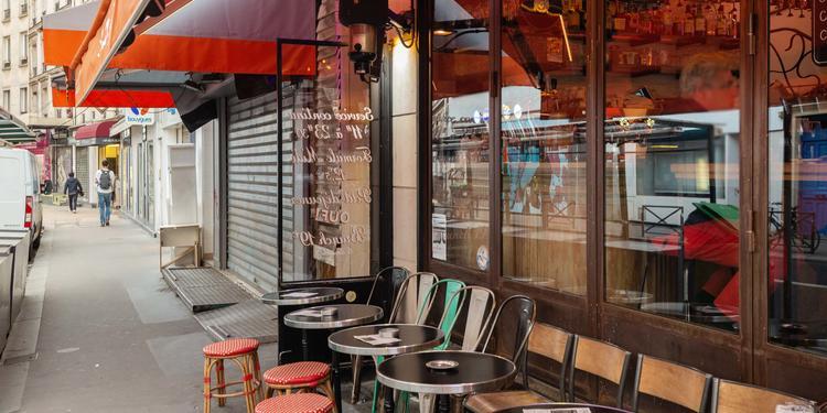 Le Barouf, Bar Paris Belleville #0
