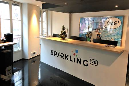 Sparkling VR, Salle de location Paris Saint-Lazare #0