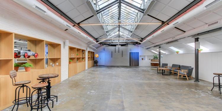 La Fabrique: la Verrière, Salle de location Paris République #0