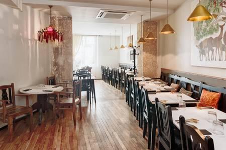 Desi Road, Restaurant Paris Sorbonne #0