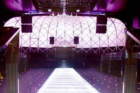 Panda Club (ex Sala Tartufo), Sala de alquiler Madrid AZCA #0