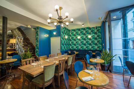 Le 14 Paradis, Restaurant Paris Porte Saint-Denis #0