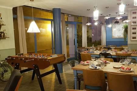 Papy aux Fourneaux - Restaurant, Restaurant Paris Plaisance #0