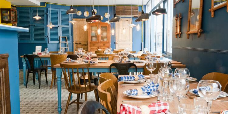Papy aux Fourneaux, Restaurant Paris Plaisance #0