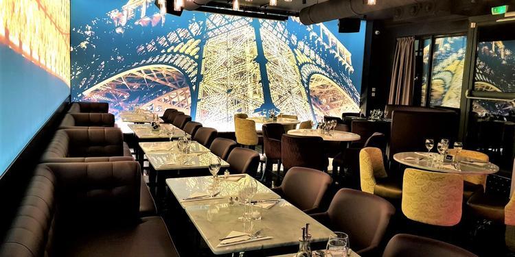 W Lounge, Restaurant Montreuil Seine-Saint-Denis #0
