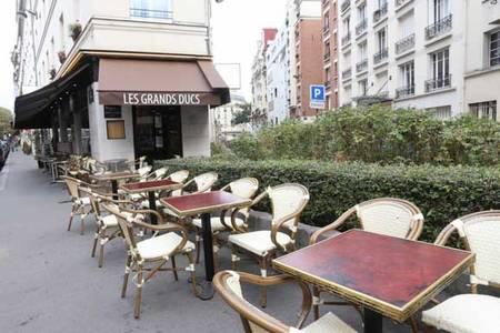 Les Grands Ducs, Bar Paris Gobelins #0