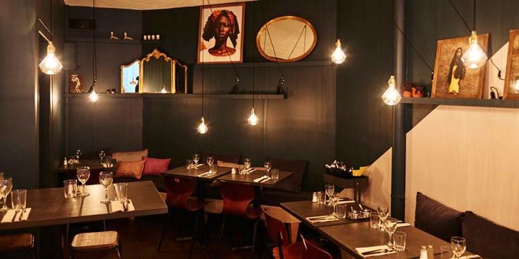 Naàn Paris 10, Restaurant Paris Grands Boulevards #1