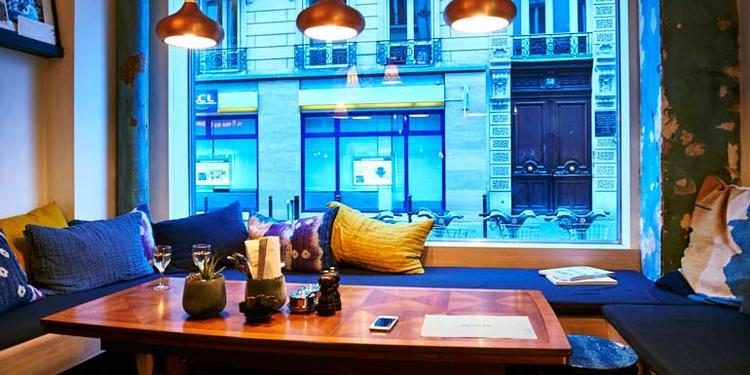 Naàn Paris 10, Restaurant Paris Grands Boulevards #2