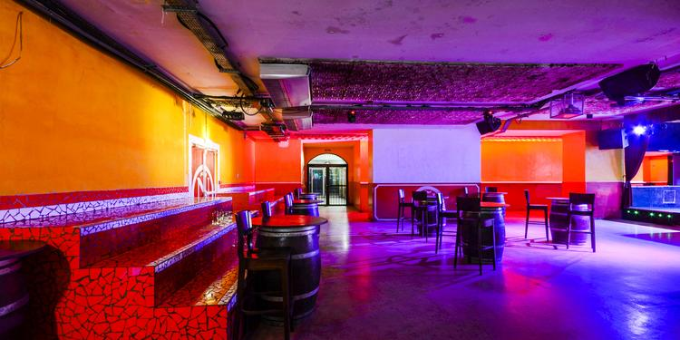 La Peña Festayre - Bar, Bar Paris Vilette  #0