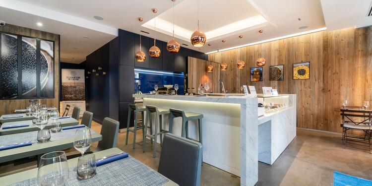 Le Comptoir du Caviar, Restaurant Paris Madeleine #0