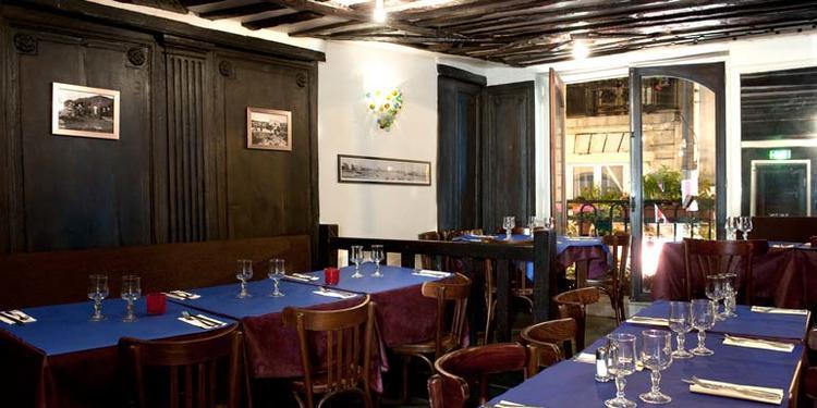 Le restaurant O'Scià, Restaurant Paris Tiquetonne #0