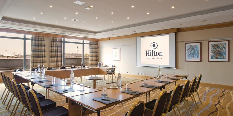 Hôtel Hilton Paris Charles de Gaulle - Fontenay, Salle de location Tremblay-en-France Roissy Charles de Gaulle #0