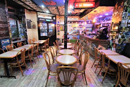 Le Géo, Bar Paris Plaisance #0