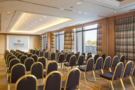 Hôtel Hilton Paris Charles de Gaulle - Europe AB, Salle de location Roissy-en-France Roissy Charles de Gaulle #0