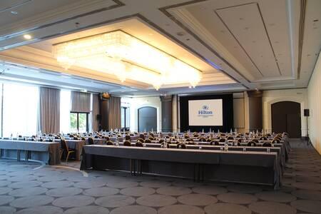 Hôtel Hilton Paris Charles de Gaulle - Concorde B, Salle de location Roissy-en-France Roissy Charles de Gaulle #0