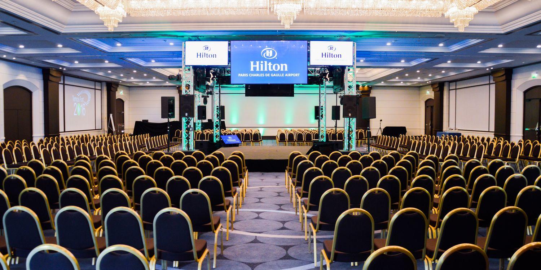 Hotel Hilton Paris Charles De Gaulle Concorde Ab A Privatiser Ou