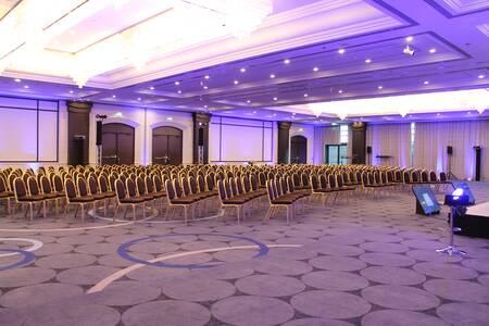 Hôtel Hilton Paris Charles de Gaulle - Concorde AB, Salle de location Roissy-en-France Roissy Charles de Gaulle #0