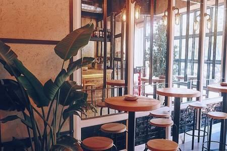 La Charla, Restaurante Madrid Chamberi #0