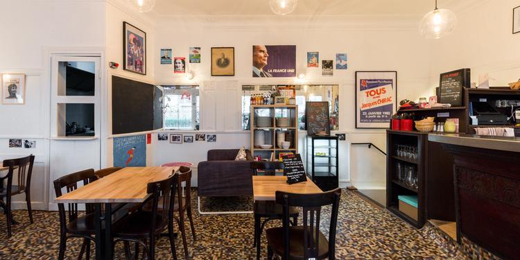 Le Politicafé, Bar Paris Montmartre #0