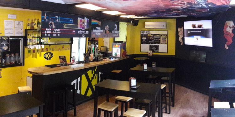 Píxel Bar, Bar Madrid Moncloa #0