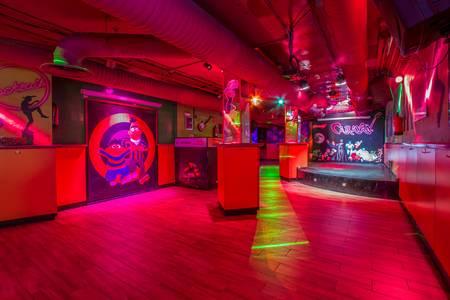 Sala Caravan, Bar Madrid Chamberí #0