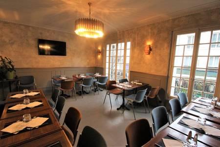 La Villa Positano, Restaurant Paris Convention #0
