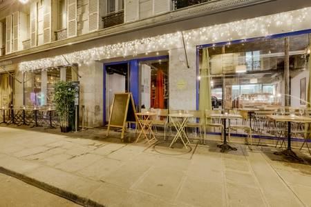 NordMarais, Bar Paris République #0