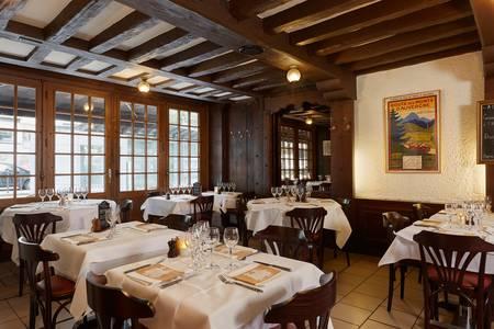 L'Ambassade d'Auvergne, Restaurant Paris Palais Royal #0