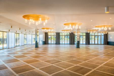 Le Pavillon des Princes, Salle de location Paris Auteil #0