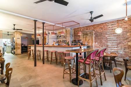 Bar de Biondi, Bar Paris Oberkampf #0