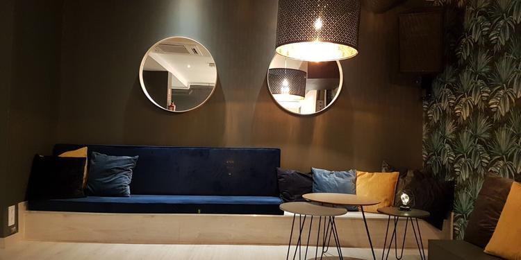 Las Tres Tablas, Sala de alquiler Madrid Prosperidad #0