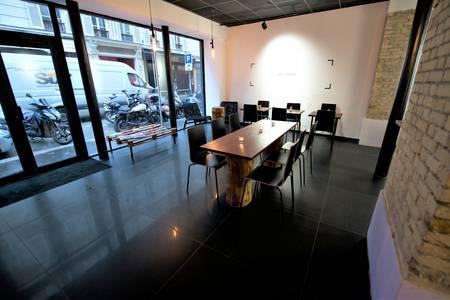 Rude Manners, Salle de location Paris Voltaire #0