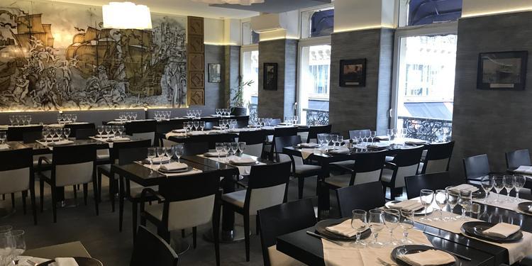 Vin et Marée - Saint Honoré, Restaurant Paris Palais Royal #0