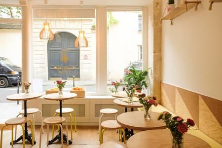 Yellow Tucan, Salle de location Paris Le Marais #0