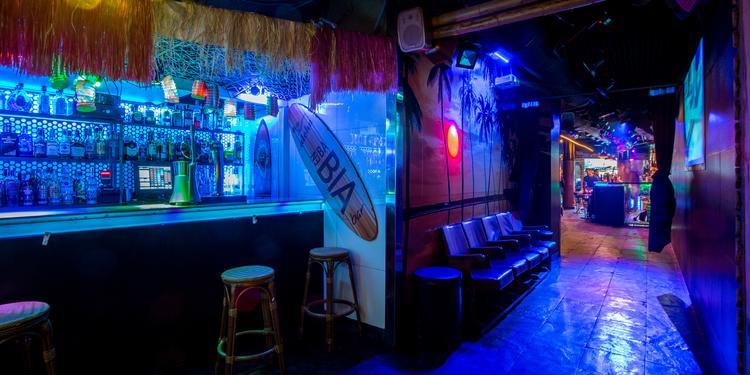 Enbabia, Bar Madrid Sol #0