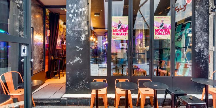 Le Sly Bar, Bar Paris Le Marais #0