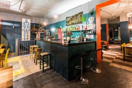 Cazador, Bar Madrid Mañasaña #0