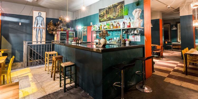 El Cazador, Bar Madrid Mañasaña #0