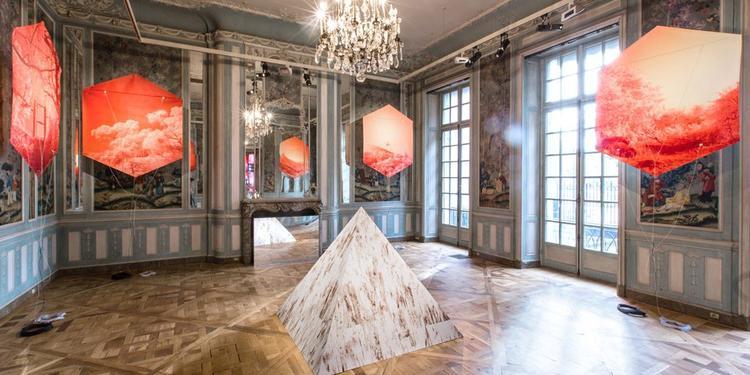 L'Hôtel Mona Bismarck : L'Etage, Salle de location Paris Iéna #0