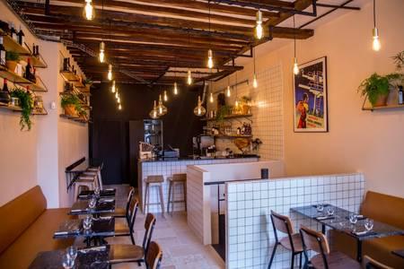 Pessic, Bar Paris Rambuteau #0