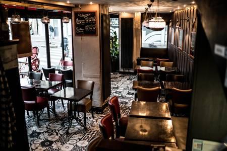 Le Bel'vil Café, Bar Paris Pré Saint Gervais  #0