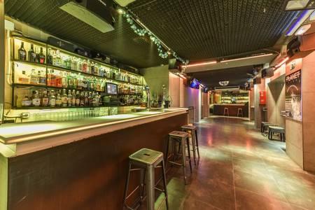 Planet Club Madrid, Bar Madrid SOL #0