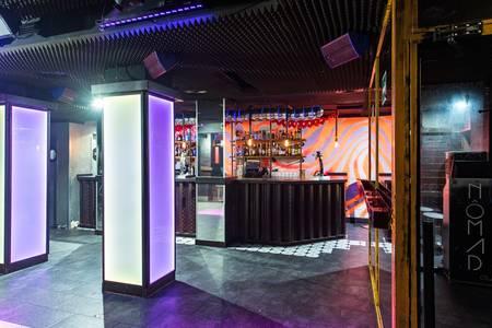 Nomad, Bar Madrid SOL #0