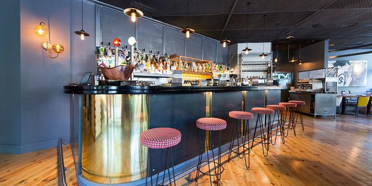 Sasha Boom, Bar Madrid Cuatro Caminos #0