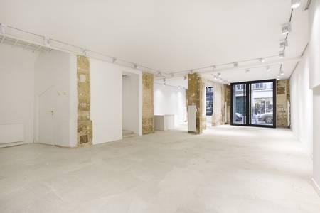 Galerie MR 80, Salle de location Paris Marais #0
