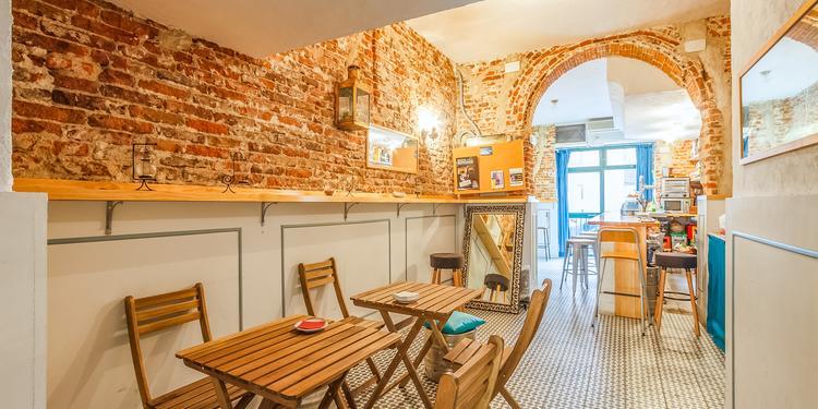 Café Guindalera Madrid, Bar Madrid Guindalera #0