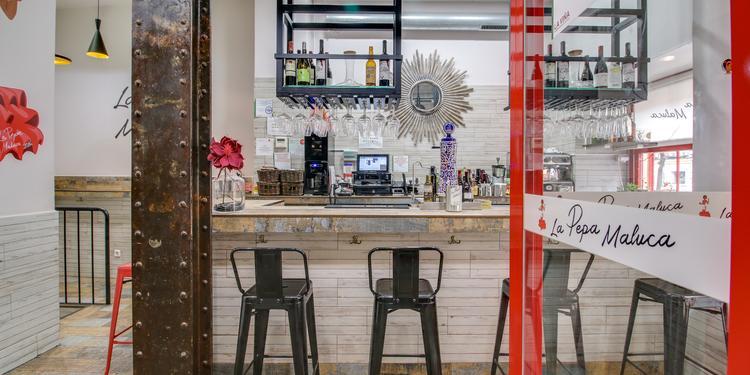 La Pepa Maluca, Bar Madrid Chamberí #0
