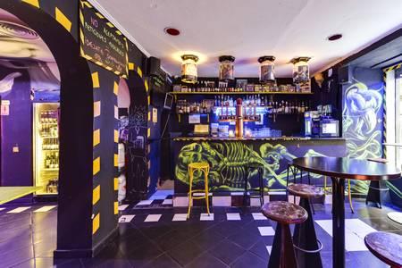 Madritallica, Bar Madrid Lavapies #0