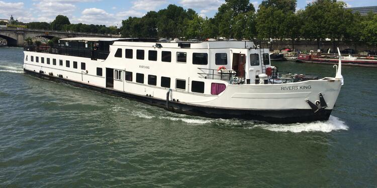 The River's King, Salle de location Paris Flottant au gré des croisières #0
